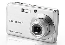 Silvercrest Digitalkamera (Quelle: Lidl)