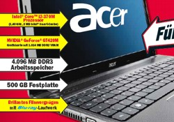 Acer Aspire 5742G-374G50Bnkk (Quelle: Media Markt)