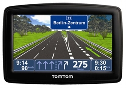 TomTom Start XL Central Europa Traffic (Quelle: Real)