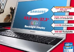 Samsung RV 720 (Quelle: Media Markt)