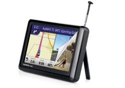 Nüvi 2585TV (Quelle: Garmin)