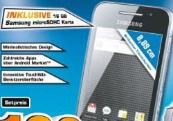 Galaxy Ace GT-S5830i (Quelle: Saturn)