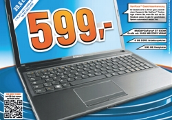 Lenovo G580 (Quelle: Saturn)