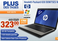 Hewlett-Packard 630 B0W75ES (Quelle: Plus.de)
