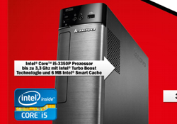 Lenovo IdeaCentre H520S (Quelle: Media Markt)