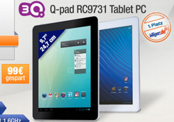 3Q Q-Pad RC9731 (Quelle: Plus.de)